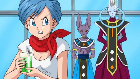 Dragon Ball Super Season 4 Episode 68 English Dub