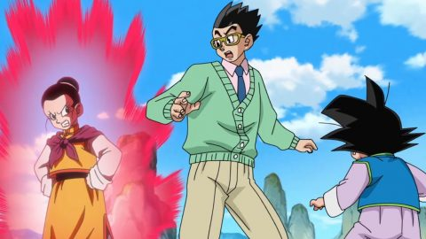Dragon Ball Super Season 4 Episode 75 English Dub
