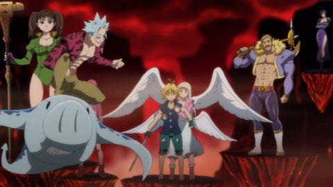 The Seven Deadly Sins Dragon's Judgement Episode 6 English Sub