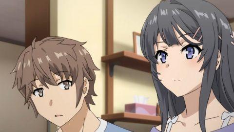 Rascal Does Not Dream of Bunny Girl Senpai Episode 8 English Sub