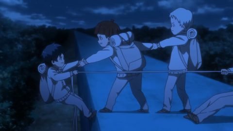 The Promised Neverland Season 1 Episode 12 Bluray Dub