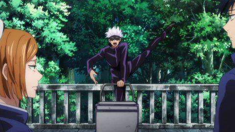 Jujutsu Kaisen episode 14 online English Dub