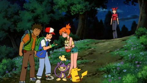 Pokemon Movie 03 Spell of The Unown Bluray English Dub