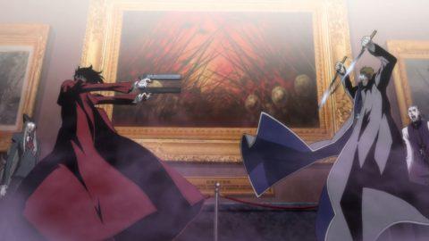 Hellsing Ultimate Bluray Episode 03 English Dub