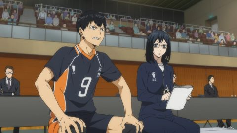 Haikyuu Season 3 Episode 07 Obsession English Dub
