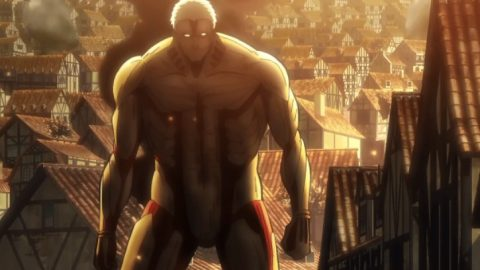 Attack On Titan Season 1 Episode 2 English Dub