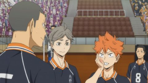 Haikyuu Season 3 Episode 08 An Annoying Guy English Dub