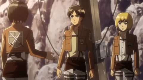 Attack On Titan Season 1 Episode 3 English Dub
