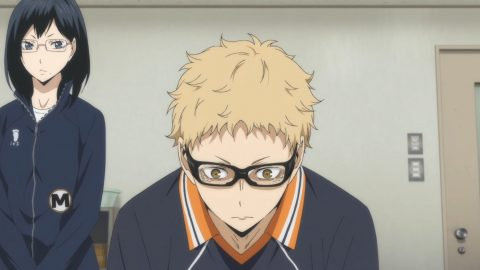 Haikyuu Season 3 Episode 09 The Volleyball Freaks English Dub