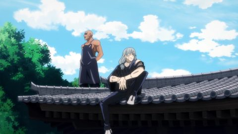 Jujutsu Kaisen episode 18 online English Dub