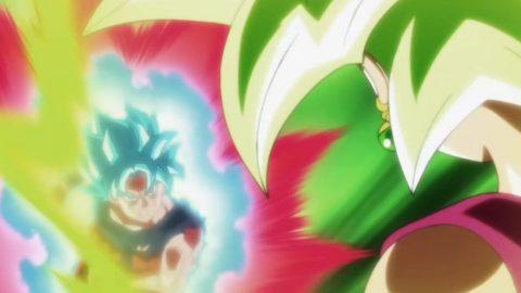 Dragon Ball Super Season 5 Episode 115 English Dub
