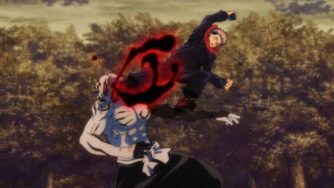 Jujutsu Kaisen episode 20 online English Dub