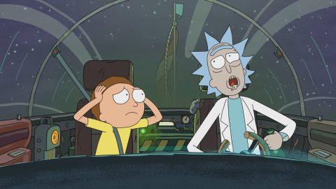 Rick and Morty season 1 episode 01
