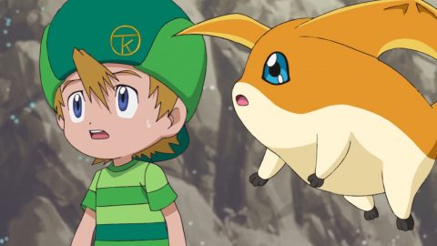Digimon Adventure 2020 EPISODE 41