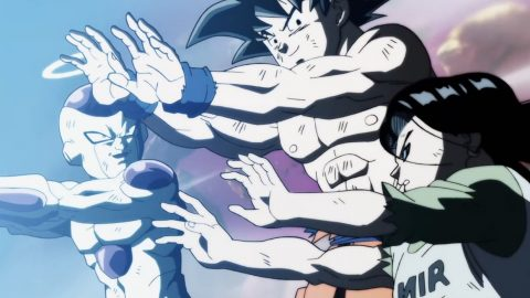 Dragon Ball Super Season 5 Episode 131 English Dub