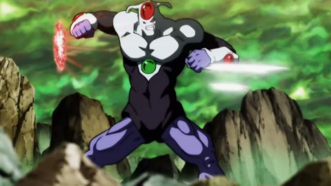Dragon Ball Super Season 5 Episode 122 English Dub