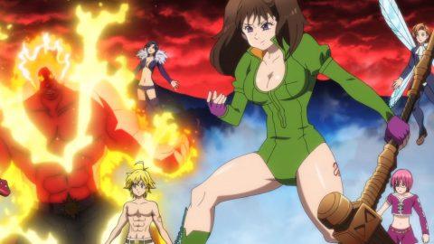 The Seven Deadly Sins Dragon's Judgement Episode 20 English Sub