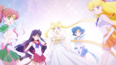 Pretty Guardian Sailor Moon Eternal The Movie Part 2 English Dub