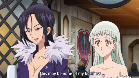 The Seven Deadly Sins Dragon's Judgement Episode 21 English Sub