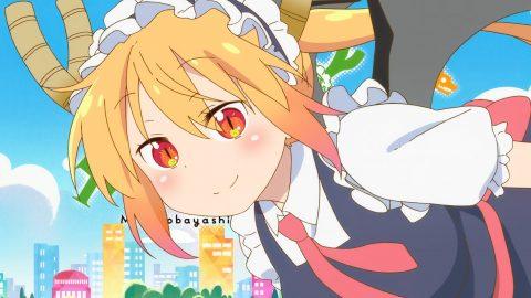 Kobayashi-san Chi no Maid Dragon S Episode 02