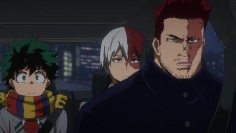 My Hero Academia season 5 episode 18 english sub