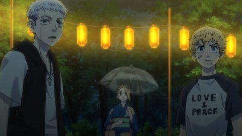 Tokyo Revengers Season 1 English Dub Episode 09