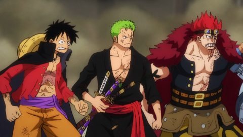 One Piece Episode 987