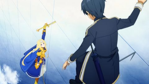 Sword Art Online English Dub Season 3 Episode 17