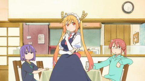 Kobayashi-san Chi no Maid Dragon S Episode 06
