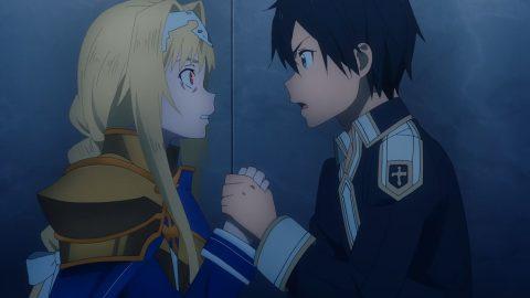 Sword Art Online English Dub Season 3 Episode 19