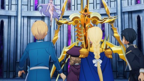 Sword Art Online English Dub Season 3 Episode 23